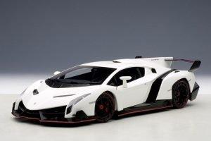 Dream car white