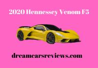2020 Hennessey Venom f5 Review